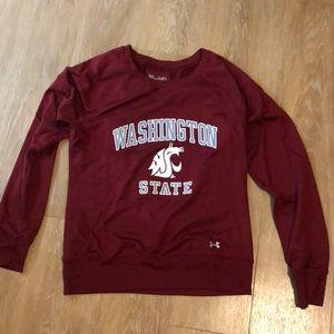 Under Armour WSU sweatshirt